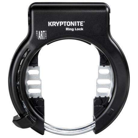 Antivol de cadre KRYPTONITE arrière Ring Lock noir