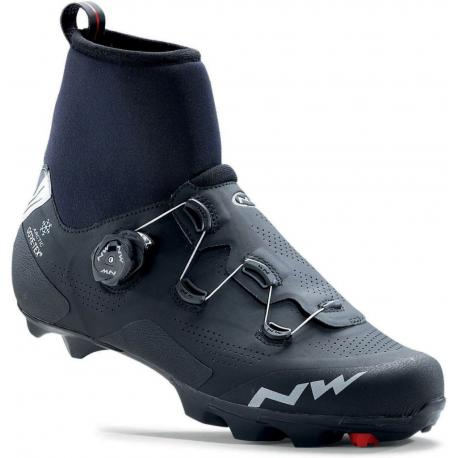 Chaussures NORTHWAVE vtt hiver Raptor Arctic GoreTex noir