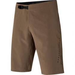 Short avec cuissard intégré FOX vtt Flexair Lite beige sable