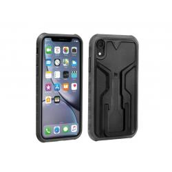 Etui téléphone TOPEAK support iPhone XR RideCase noir
