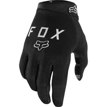 Gants longs VTT - FOX Ranger Gel - Noir