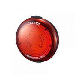 Feu arrière - CATEYE usb rouge de sécurité Wearable-X SL-WA100