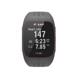 Montre GPS POLAR M430 HR - gris anthracite