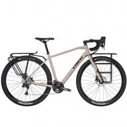 Vélo voyage 28p alu - TREK 2021 920 Disc - Gris sable Décor noir