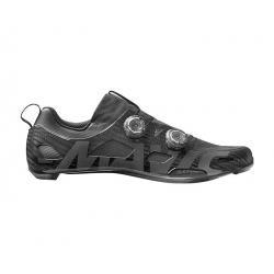 Chaussures MAVIC route Comète Ultimate noir décor gris