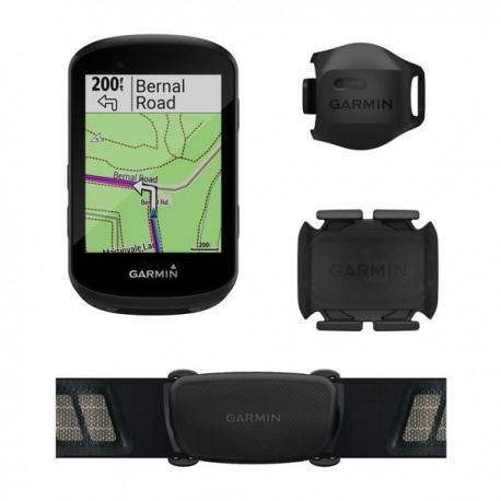 GPS vélo GARMIN compteur Edge 530 Performance noir