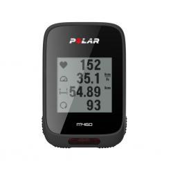 Compteur GPS vélo POLAR M460 - noir carbone