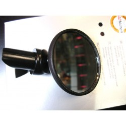 Rétroviseur CYCLESTAR route vtt Miroir 901/2 55mm noir S