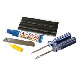 Mèches tubeless WELDTITE caoutchouc Repair Kit