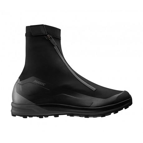 Chaussures MAVIC vtt XA Thermo noir décor gris