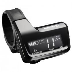 Ecran de controle SHIMANO externe XT DI2 MT800 noir