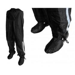 Pantalon imperméable HOCK nylon Rain Pants GamAs noir