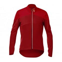 Veste thermique MAVIC hiver Cosmic Pro Softshell rouge bordeaux