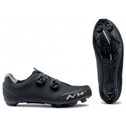 Chaussures NORTHWAVE vtt Rebel 2 noir mat