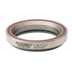 Roulement direction RITCHEY acier intégré Comp D41 d30.15 Ep7mm