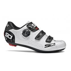 Chaussures SIDI route Alba 2 blanc mat décor noir