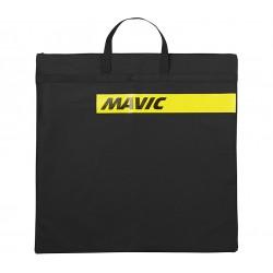 Housse de roue MAVIC vtt Toile Carré noire