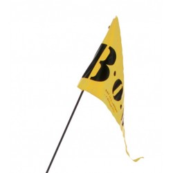 Fanion drapeau BOB original FL9600 Jaune