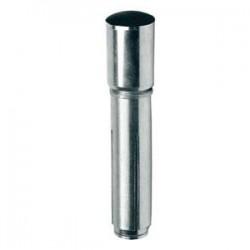 Plongeur nu PRO alu de pivot de fourche 1P ou 1 P1/8