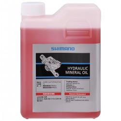 Liquide de frein SHIMANO minéral Oil 1 litre