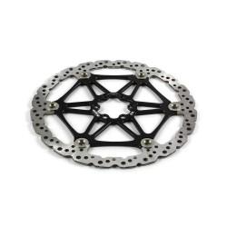 Disque de frein HOPE acier inox double ventilé V4 Vented New Standard