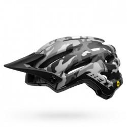 Casque vtt - BELL 4Forty Mips - Camouflage gris décor noir