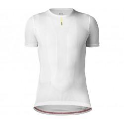 Sous-vêtement manches courtes MAVIC Hot Ride blanc