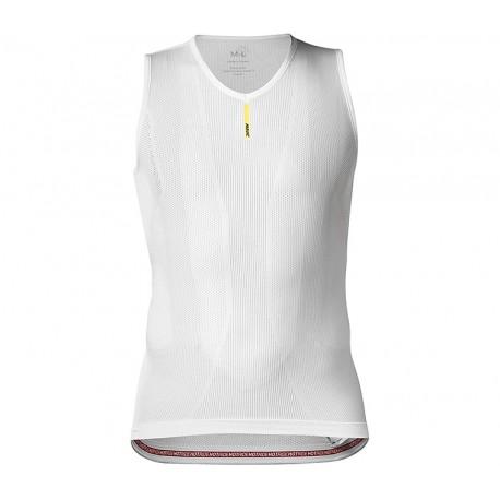 Sous-vêtement sans manches MAVIC Hot Ride SL blanc
