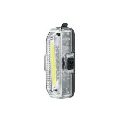 Feu avant - TOPEAK usb WhiteLite Aero USB 1W