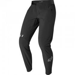 Pantalon FOX vtt FlexAir noir décor gris argent
