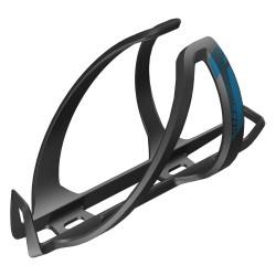 Porte-bidon SYNCROS 2020 nylon route vtt Coupe Cage 2.0 noir décor bleu océan
