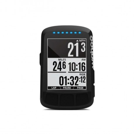 GPS vélo WAHOO compteur Elemnt Bolt Stealth Edition noir