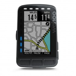 Compteur GPS vélo WAHOO Elemnt Roam - Noir