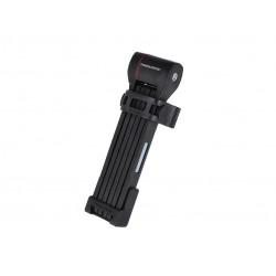 Antivol lame - TRELOCK pliable Cops L FS480/100 - noir support noir