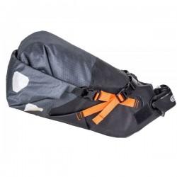 Sacoche de selle ORTLIEB pvc Seat Pack F9911M 11L ardoise décor orange