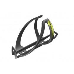 Porte-bidon SYNCROS nylon route vtt Coupe Cage 2.0 noir décor jaune fluo
