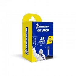 Chambre à air MICHELIN route A2 Airstop butyl