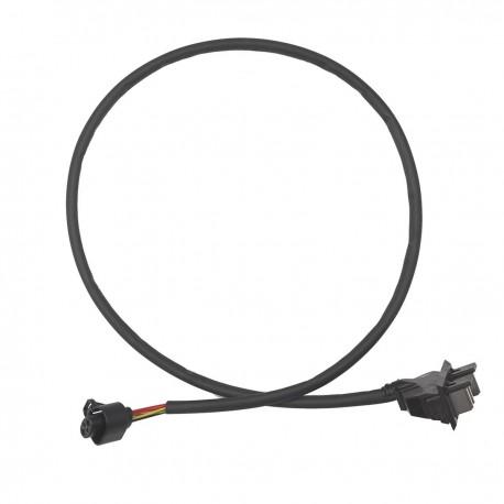 Cable d'alimentation BOSCH électrique batterie PowerPack 85cm sur porte-bagage arrière