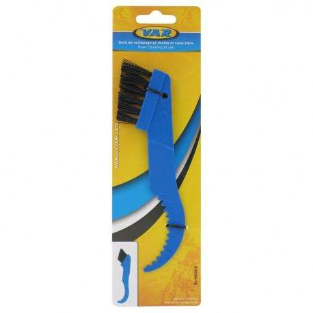 Brosse de nettoyage VAR pvc 962 Bleue