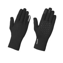 Gants longs GRIP GRAB Waterproof Knitted Thermal noir