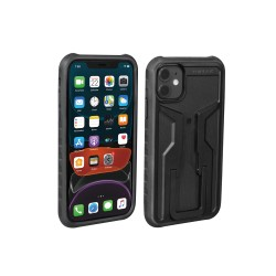 Support téléphone TOPEAK iPhone 11 RideCase noir