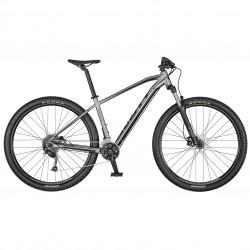 Vélo VTT 29p alu - SCOTT 2022 Aspect 950 - Gris argent décor gris anthracite