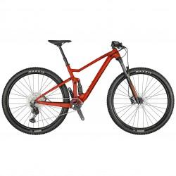 Vélo VTT 29p alu - SCOTT 2021 Spark 960 - Rouge décor noir