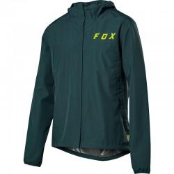 Veste imperméable FOX vtt Ranger 2.5L vert foncé