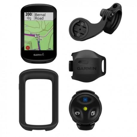 GPS vélo GARMIN compteur Edge 830 Pack Vtt noir