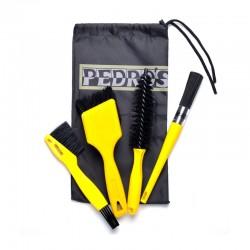 Brosses PEDROS de nettoyage Pro Brush