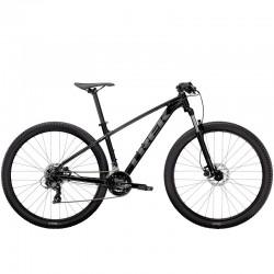 Vélo VTT 29p alu - TREK 2021 Marlin 5 - Noir Décor gris anthracite