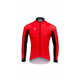 Maillot manches longues - WILIER Caivo - rouge