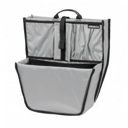 Sacoche intérieur ORTLIEB arrière latérale Commuter Insert F3906 grise pour Back Roller