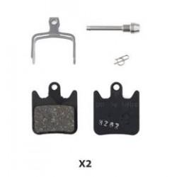 Plaquettes de frein HOPE support acier Tech X2